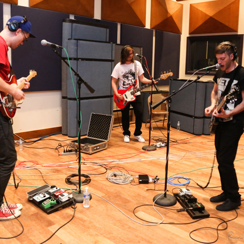 """Dark Days"" by PUP performed live at WXPN"