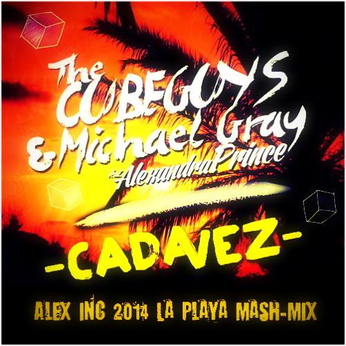 The Cube Guys, Michael Gray, Alexandra Prince - Cada Vez [Alex Inc 2014 La Playa Mash-Mix]