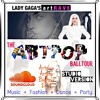 Lady Gaga - Artrave Intro / Artpop - Artrave The Artpop Ball Tour ( Studio Version )