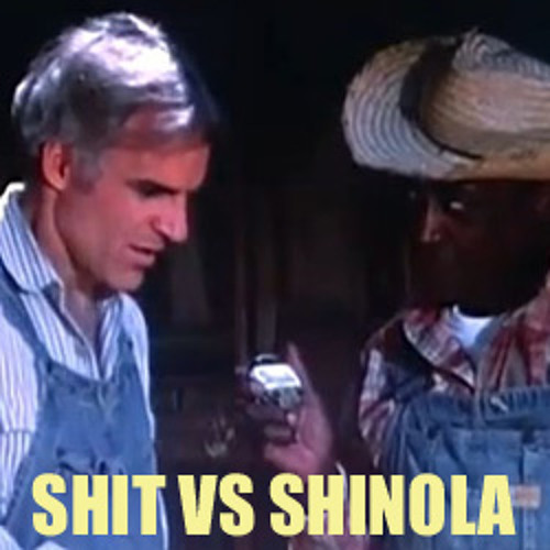 Difference between shit and shinola