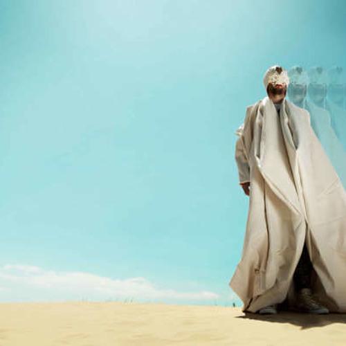 DESERT WANDERER! MIXED BY SERGINHO PENIDO