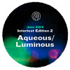 Intertext Edition 2: Aqueous/Luminous by Kari McKay