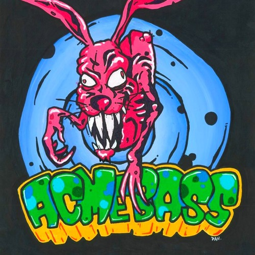 Into The Rabbit Hole e.p - Acme Bass 007