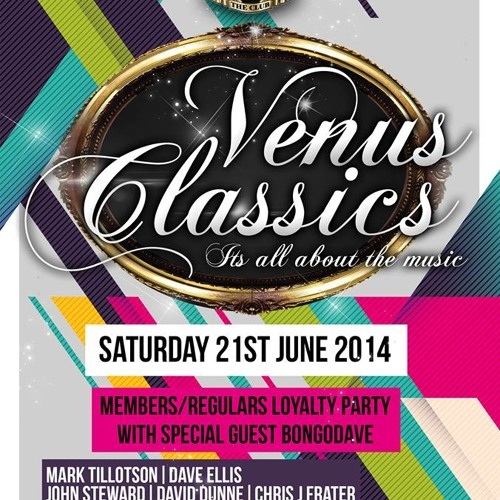 Venus Classics Podcast # 15 With David Dunne And Dave Ellis