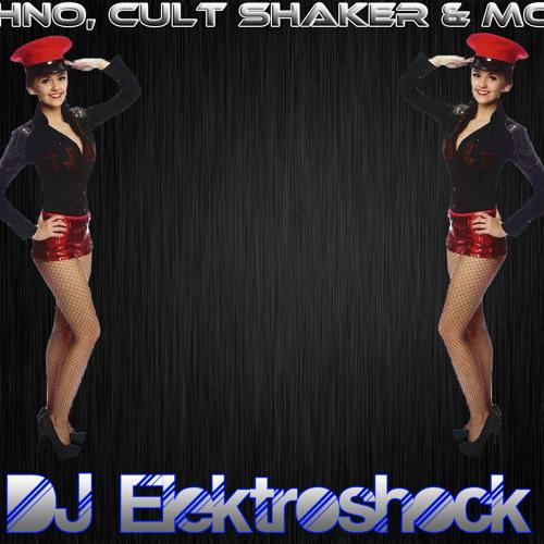 DJ Elektroshock - Techno, Cult Shaker & Mokai (2k14 Party Version)