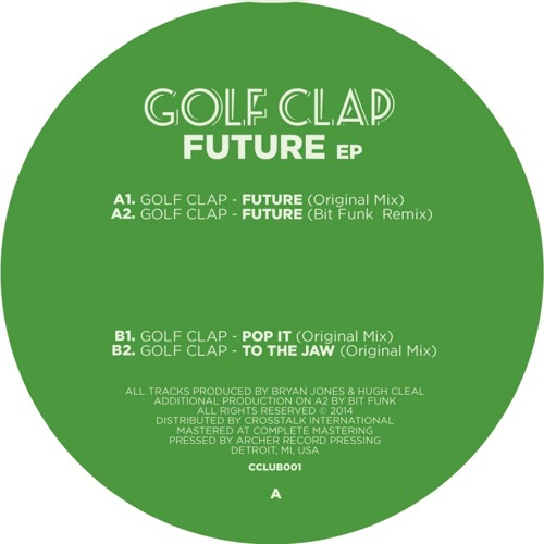 Golf Clap - To The Jaw - Country Club Disco 001