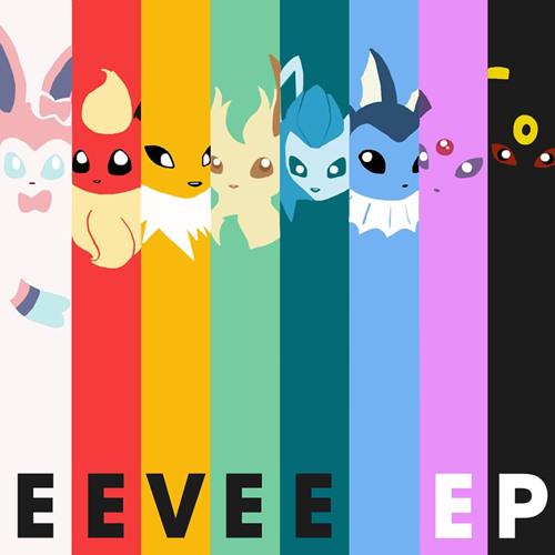 Pokémon: The Eevee EP