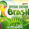 Tribocity Radio #Brazil World Cup# Ck Pellegrini live at Underbar Boston 2014