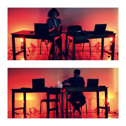 النظام \الفوضى - عرض موسيقى تجريبية حية (شمس أسمى و عاصفة)في مركز خليل السكاكيني الثقافي,رام الله
