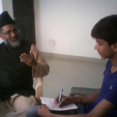 Mufti Shamoon Qasmi BJP Leader Interviewed By Akash JeevanMag.com