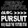 [SNBEP008] Pursuit  - WAV Killed The Youtube Star EP (FREE 7-TRACK 320 MP3 DOWNLOAD)
