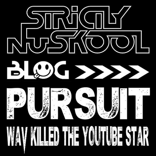 SNBEP008] Pursuit - WAV Killed The Youtube Star EP (FREE 7-TRACK 320