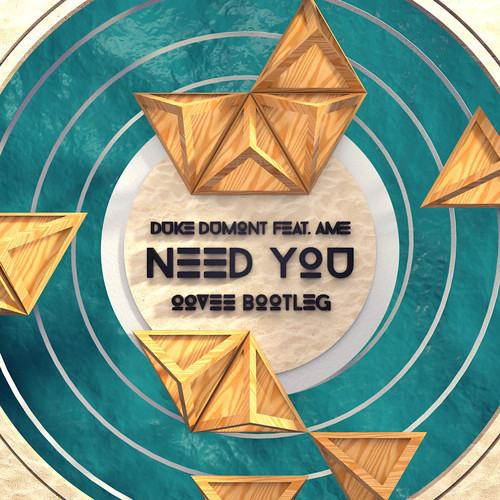 Duke Dumont feat. AME - Need You (100%) (OOVEE Bootleg)