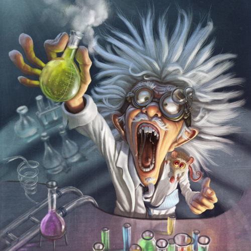 RastaCore meet Psydrax - The Mad Scientists 190