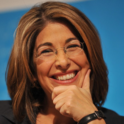 naomi klein a web of brands Chapter one in the book no logo, written by naomi klein, talks about an economy's industry, income, and brands the more an industry is possible to produce, the higher the income is after all.