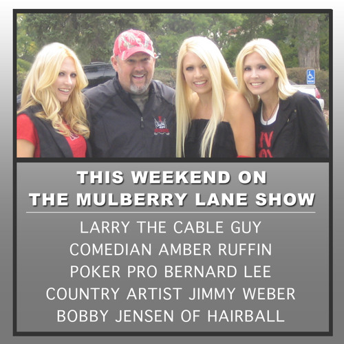 The Mulberry Lane Show (Weekend of April 26th) 2014