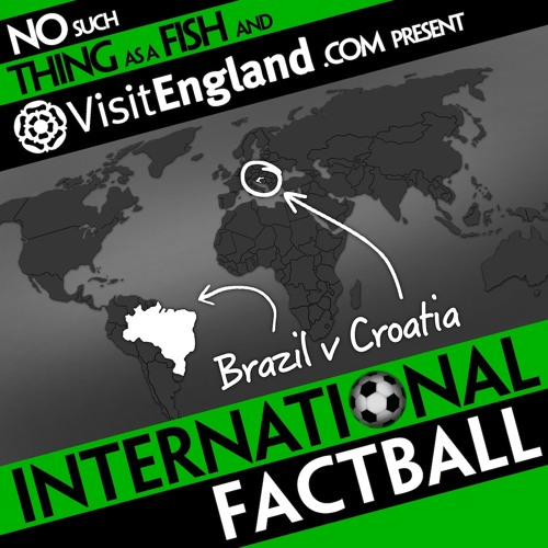 Nstaaf international factball brazil v croatia by no such for No such thing as a fish