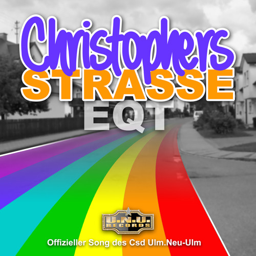 Christophers Strasse Snippet (Release 28.05.14 on UNU-Records)