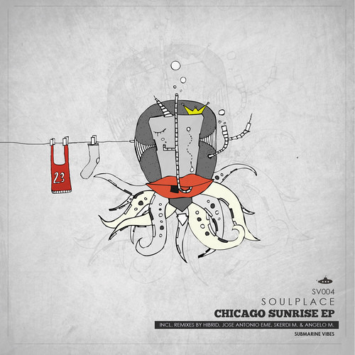 OUT NOW: Soulplace - Chicago Sunrise EP