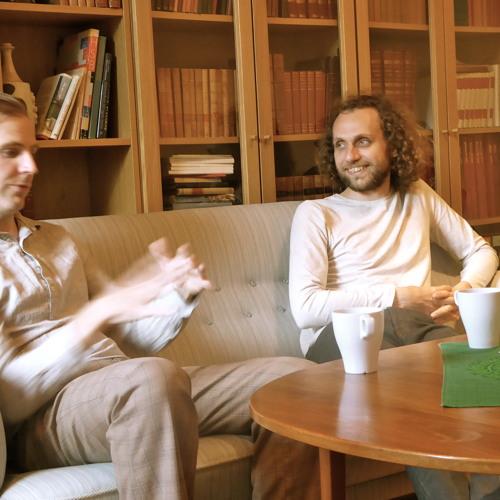 Västerås Conversations #5: Alex Fradera and Improvising the Future