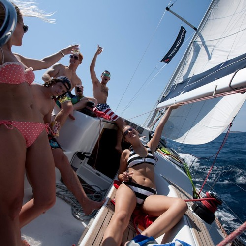 The Yacht Week Day Sail 2014
