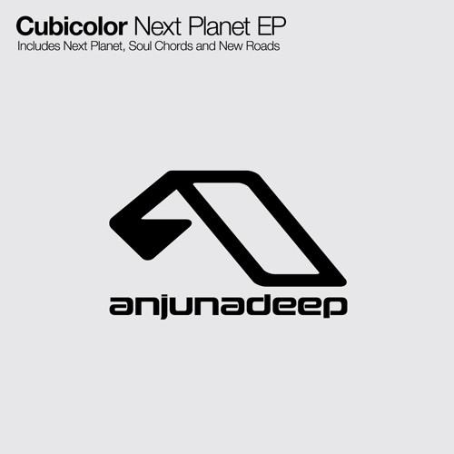Cubicolor - Next Planet EP