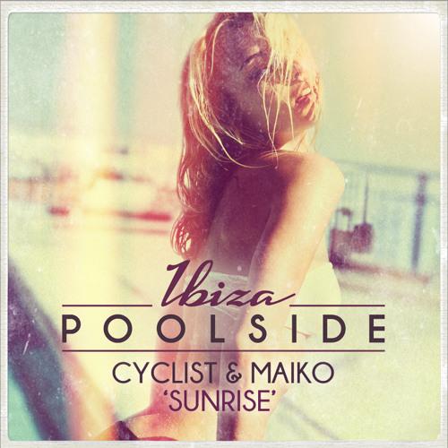 Cyclist & Maiko - Sunrise