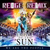 Download ** FREE DL** Empire of the Sun - We Are The People (Redge Remix) Mp3