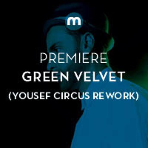 Premiere: Green Velvet 'Bigger Than Prince' (Yousef Circus Rework)