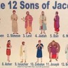 12 Tribes of Israel and the Ten Lost Tribes-12 Sons of Jacob