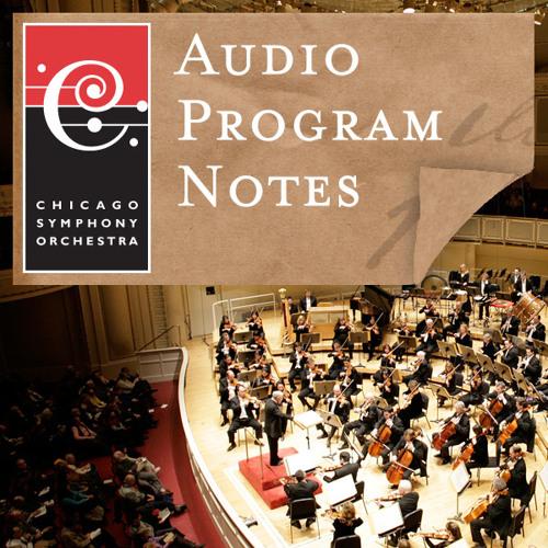 CSO Program Notes: Muti Conducts Mahler