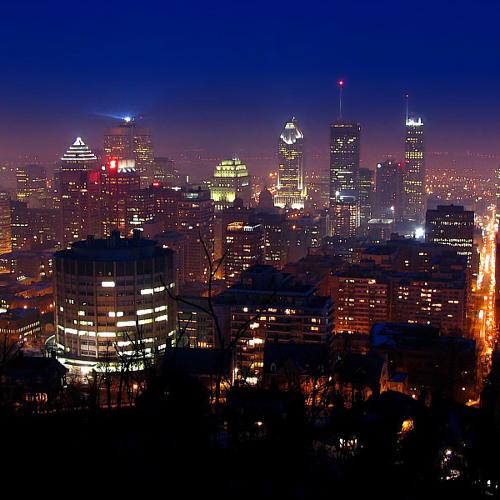 Ameza - 6am : Montreal - June 2014
