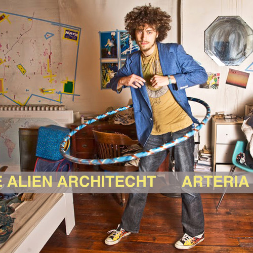 ALIEN ARCHITECT: ARTERIA