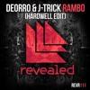 Deorro & Jtrick - Rambo (Hardwell Edit)