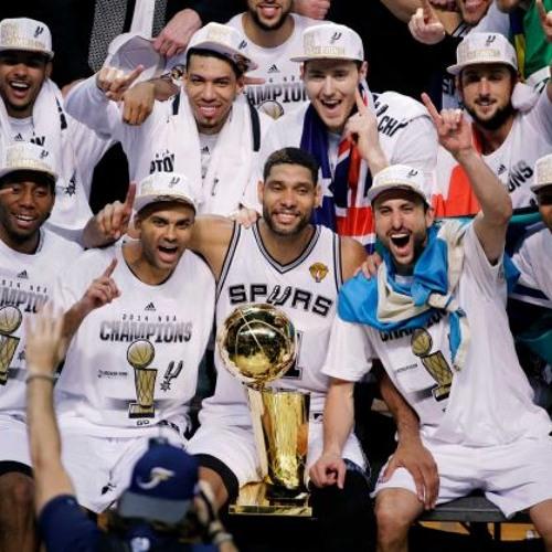 #85 Champions NBA: les Spurs au sommet de leur art