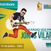Entrevista Exclusiva com Jonas Villar Radio Voz 106,1 FM