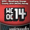 EP91 - WordCamp Orange County 2014 (WCOC) Recap - June 16 2014 - WPwatercooler