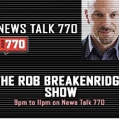 Rob Breakenridge Show - June16 Cea Person