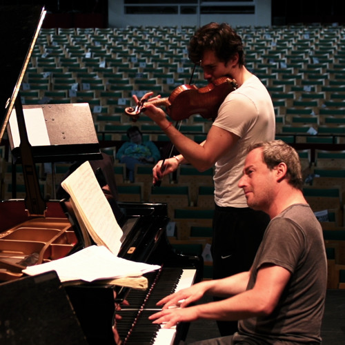 Charlie Siem - R. Strauss Sonata For Violin in in E-flat, 1. Allegro, ma non troppo