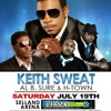 OFFICIAL KEITH SWEAT | AL B SURE | H-TOWN COMMERCIAL AS HEARD ON MEGA 97.9!