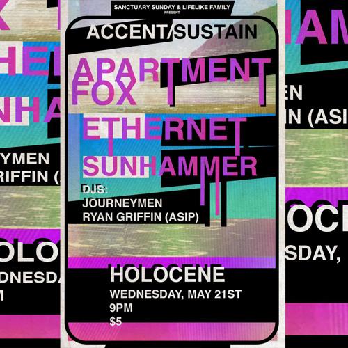 Journey Men Live @ Accent/Sustain