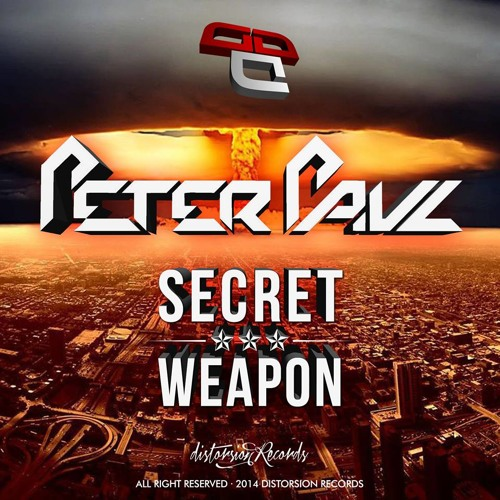 OUT NOW!!!    [DSTR095]Peter Paul - Secret Weapon