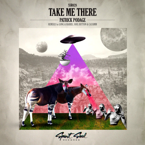 Patrick Podage - Take Me There  (CASSIMM Remix)