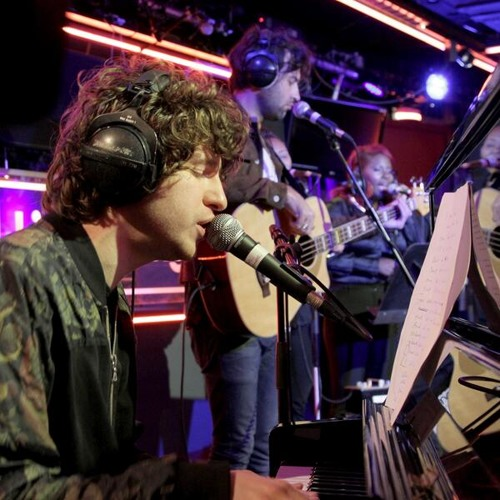 The Kooks - Here For You (Gorgon City's Cover) on BBCR1 Live Lounge