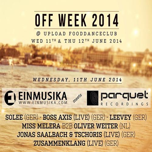 Solee LIVE @ Off Sonar, Barcelona (June 2014)