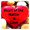 Heart of the Matter.. Lyrics ~ Vocal's Mark Peterson-Estrada