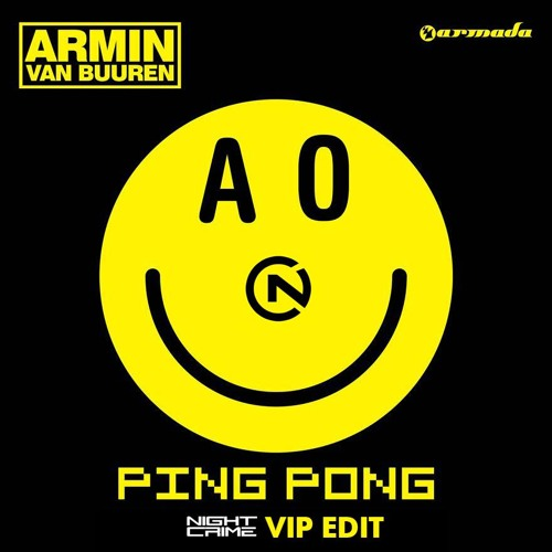 Armin Van Buuren - Ping Pong (Night Crime VIP Edit)