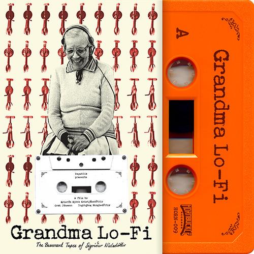 Grandma Lo-Fi sampler (Sigríður Níelsdóttir)