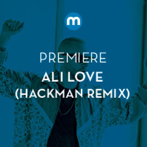 Premiere: Ali Love 'Deep Into The Night' (Hackman remix)