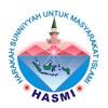Agama Amanah - Nasyid Harakah Sunniyah Untuk Masyarakat Islami (HASMI)